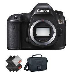 Canon Eos 5ds Dslr Camera Body Only + 2 Year Accidental Warranty