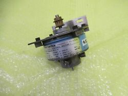 Micro Switch Dc Control Motor 33vm52-000-4 _ 6 Months Warranty Invoice 176