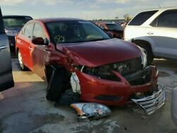 2013 2014 2015 Nissan Sentra Right Front Passenger Door Red Electric 961000