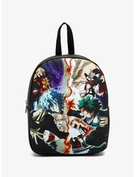 My Hero Academia Battle Mini Backpack - Online Exclusive Anime Nwt Sold Out