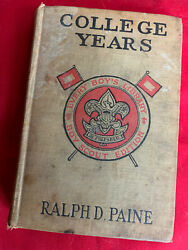 Every Boys Library - College Years - Paine
