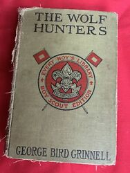 Every Boys Library - The Wolf Hunters - Grinnell