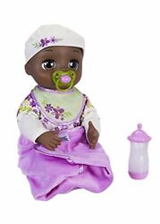 Baby Alive Real As Can Be Baby Realistic African American Doll 80+ Lifelike Exp