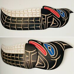 Northwest Coast First Nations 23andrdquo Loon Carving By Neil Baker Squamish