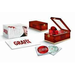 Dexter The Complete Tv Series Blu-ray Set Collection Season 1 2 3 4 5 6 7 8 New
