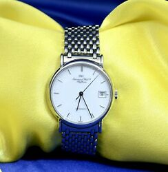 Stainless Steel Automatic Watch W/date