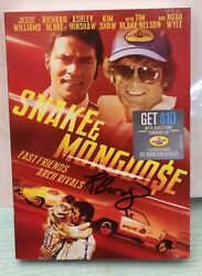 New Sealed With Sleeve Snake And Mongoose Dvd Hot Wheels Prudhomme Mcewen Drag