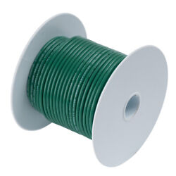 Ancor Green 8 Awg Tinned Copper Wire 500' 111350
