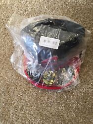 New Era Size 7 1/8 5950 Fitted Cleveland Indianandrsquos Tbtc 1974 Mlb Hat Sealed Se