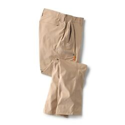 Orvis Men's Jackson Quick-dry Stretch Pants New Free Shipping