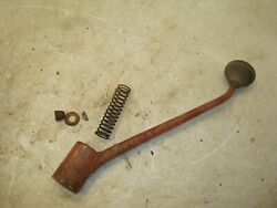 Ford 861 Diesel Tractor 5 Speed Transmission Shifter Lever 800