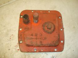 Ford 861 Diesel Tractor 5 Speed Transmission Shifter Cover Plate 800 900