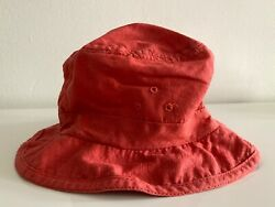 Vintage J.Crew Pink Bucket Hat Made in USA $7.50