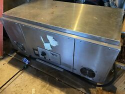 Star / Quiznos, Sandwich Toaster Hood Model Qt14 - Not Tested Recently - Nice
