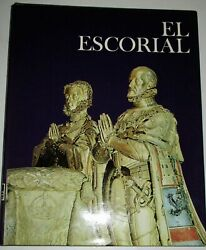 El Escorial By Mary Cable 1971 1st Fine In A Fine Dust Jacket Unbelieveable