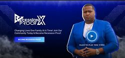 Recession Proof Xtreme Full Course 2021 + Free Bonus Financial Literacy Class