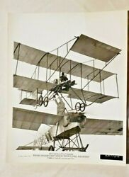 Aviation Those Magnificent Men In Their Flying Machines Original 1960s Photo Lot