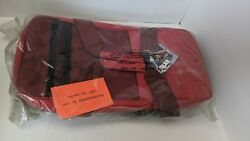 Marlboro Unlimited Gear Large Red Divided Cooler Bag Duffel 20