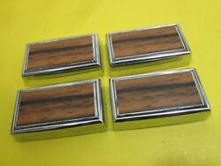 1977 1978 Cadillac Back Seat Grab Strap End Covers 20039875 Quantity 4