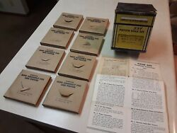 Nos Ramsey 8224 Piston Ring Set 8 Cylinder Mopar Chevy Ford .020 Overbore