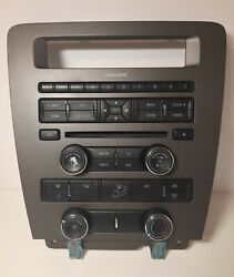 2010 -2012 Ford Mustang Shaker Radio Ac Control Panel Ar3t-18a802-cg