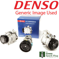 1x Denso Ac Compressors Dcp99518 Dcp99518 447180-8200 4471808200