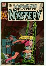 House Of Mystery 182 7.0 // Neal Adams Cover Art 1969