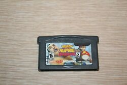 Ready 2 Rumble Boxing Round 2 Nintendo Game Boy Advance 2001 Game Only Works