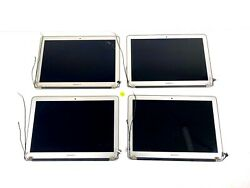 Lot Of 4 Macbook Air 13 Lcd Assembly 2013-2017 A1466 As Is Read