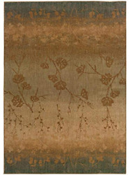 Oriental Weavers 1125b Infinity Area Rug 9and039 10 X 12and039 9 Blue/beige