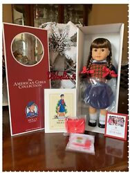 American Girl Doll Molly Mcintire's 35th Anniversary Collection Accessories New