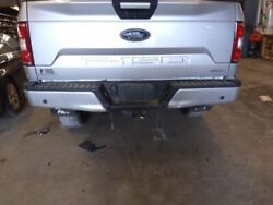Rear Bumper Receiver Style Hitch Painted Fits 15-18 Ford F150 Pickup 2667862