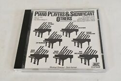 Piano Players And Significant Others Jazz In July1991 Cd - Works