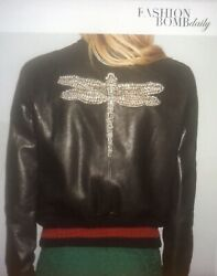 Embroidered Jacket 38