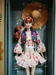 Fashion Royalty Ifdc Poppy Parker Peace Of My Heart Dressed Doll Nrfb