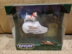 Very Rare Breyer Horse 711263 Dally And Spanky Dog New In Box