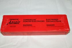 Box Of 50 Arcair 22-053-003 Copperclad 5/16in X 12in Pointed Electrode