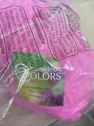 Chameleon Colors Colored Powder PINK 10lbs 2bags