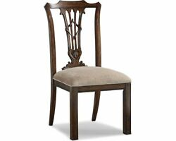 Thomasville Furniture Britain Celtic Side Chairs Set Of 2 Dining Room