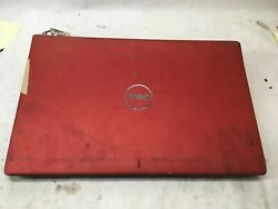 Dell Studio 1558 Laptop For Parts Broken Hinges and Case Does not BOOT JR $30.00