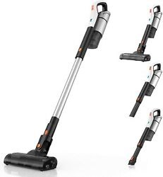 Cordless Stick-vacuum Cleaner-lightweight Powerful-suction - 4 In 1 Upright