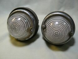 Vintage Guide F-45 1940and039s - 50and039s Chevy Backup Lights