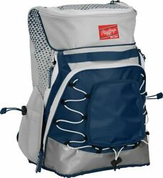 Rawlings R800 Fastpitch Backpack Navy $69.95