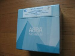 Abba - The Singles - Rare Deleted 40 X 7 Vinyl Singles Box Set - New And Sealed