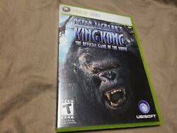 Peter Jacksonand039s King Kong The Official Game Of The Movie Xbox 360 Complete