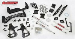 Mcgaughys 7 Premium Stainless Steel Lift Kit For 2007-2013 Gm Truck 1500 4wd