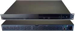 16x16 Hdmi 4k Matrix Switcher Hdcp2.2 Hdtv Routing Inputs Outputs Selector Spdif
