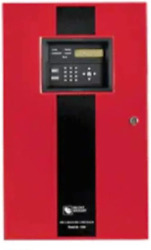 Silent Knight Security Sk5208 Local Fire Control/communicator 10 Zn