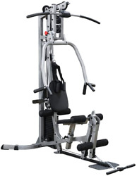 Powerline By Body-solid Bsg10x Home Gym With 160-pound Weight Stack For Upper An