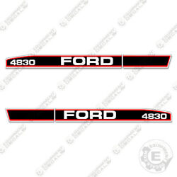 Ford 4830 Decal Kit Tractor - 7 Year 3m Vinyl